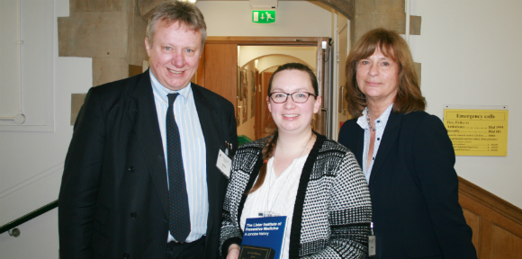 Dr Erica Watson awarded Lister Institute Research Prize